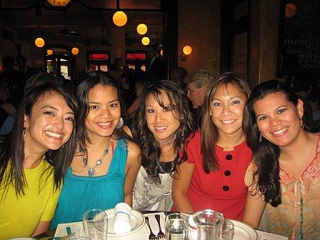 Me, Cyn, Cori, Anne, Liz