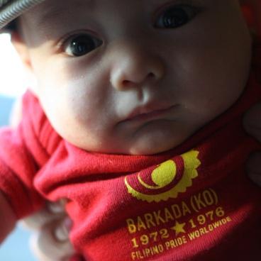Babies' Barkada(ko) Logo T