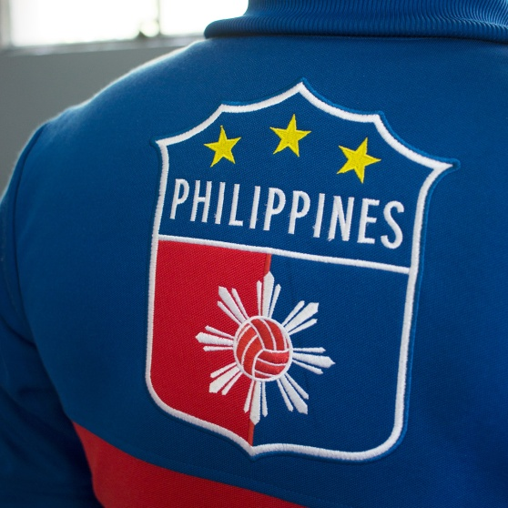 Adidas Philippines Jacket (Photo by Ardith Ibanez Nishii)